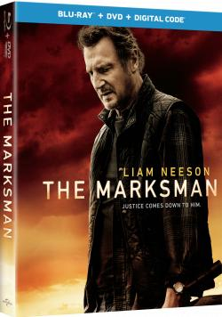 THE MARKSMAN on Blu-ray, DVD, & Digital!