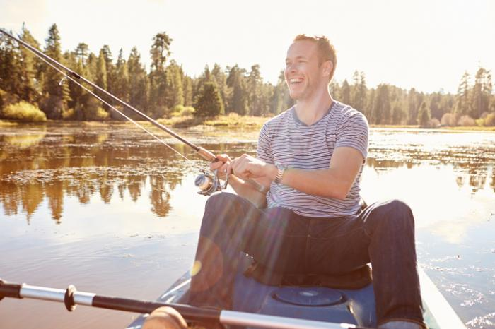 Fishing for Peace of Mind? Americans Are Turning to the Great Outdoors