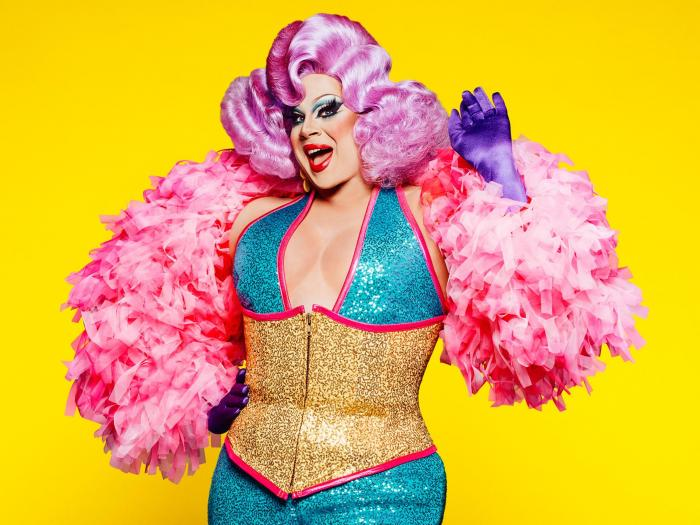 'RuPaul's Drag Race' season 11 alum Nina West.