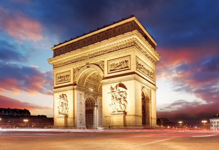 Arc de Triomphe to be Wrapped for Posthumous Work by Christo