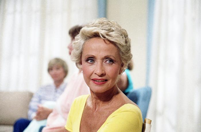 In this July 1986 file photo, Actress Jane Powell