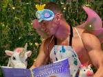 Channing Tatum Sparkles in Pic to Release His Children's Book